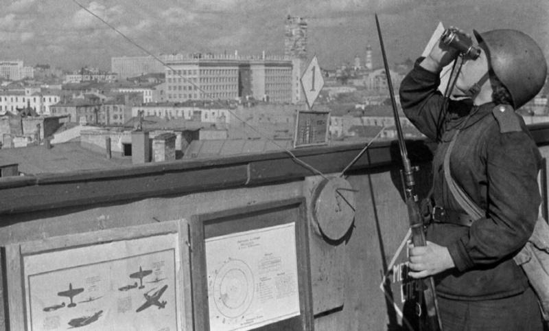 Картинка защита москвы